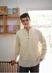 Men's Full Sleeve Short kurta