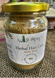 Herbal Hair Care (Daily Wash) - Wild Ideas