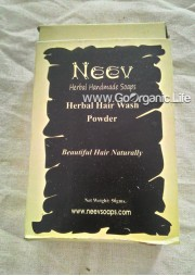 Herbal Hair Wash Powder - Neev (50g)