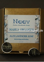 Aloe Lavender Soap - Neev  (100g)