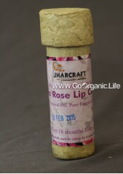 Rose Lip Care Oil - Jharcraft