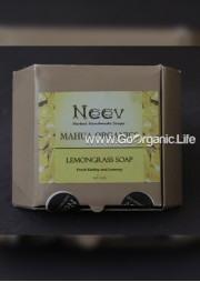LemonGrass Soap - Neev  (100g)