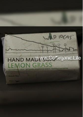 Handmade Soap Citronella - Wild Ideas (100gm)