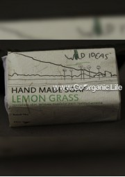 Handmade Soap Lemon Grass - Wild Ideas (100g)