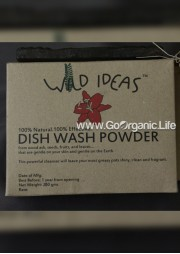 Wild Ideas Dish Wash Powder (200g)