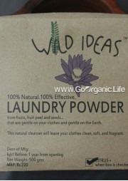 Wild Ideas Dish wash powder ( 500g)