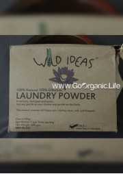 Laundry Powder - Wild Ideas (500g)