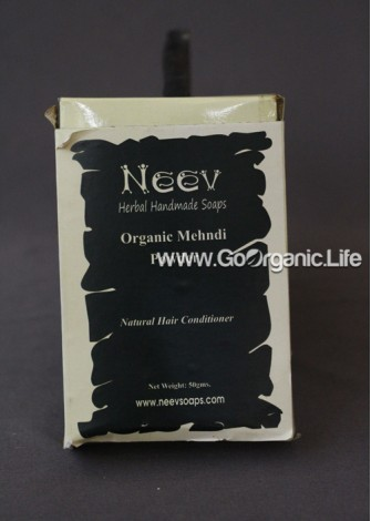 Organic Mehndi Powder - Neev (50gm)