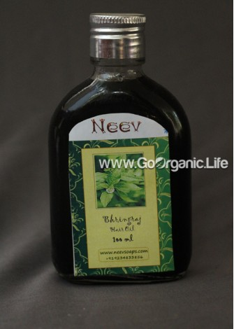 Bhringraj Hair Oil - Neev
