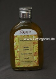 Almond Nourishing Hair Oil - Neev (100 ml)