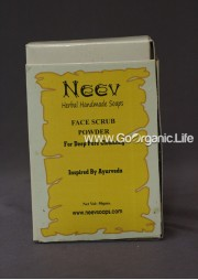 Face Scrub Powder For Deep Pore Cleansing - Neev (50g)