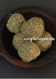 Pearl Millet Laddu / बाजरा लाडू / கம்பு லட்டு (Pack of 10)