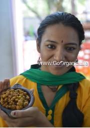 Masala Groundnuts (100g)