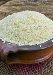 Jeeraga samba Rice - Parboiled / जीरागा साम्बा - उसना चावल / சீரக சம்பா - அரிசி புழுங்கல் (1Kg)