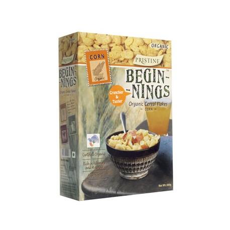 Beginings - Corn