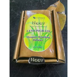 Lemon Grass Mosquito Repellant Diffuser - Neev