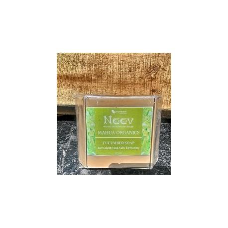 Cucumber Soap - Neev  (100g)