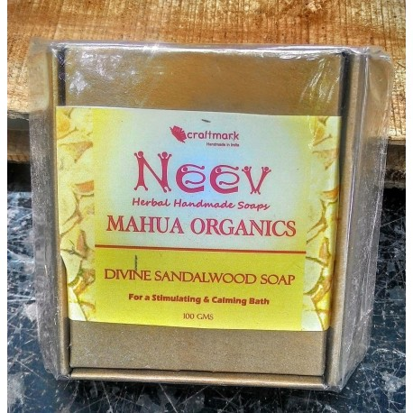 Sandalwood Soap - Neev  (100g)