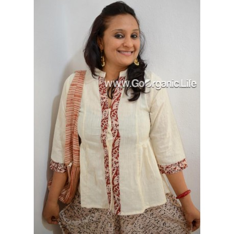 Lavanya Short Top