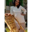 Bamboo Easy Chair