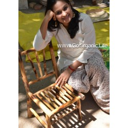 Small Bamboo Chair
